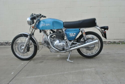 1971 Ducati 750 GT for sale craigslist