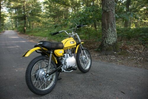 1971 Yamaha JT-1 Mini Enduro Yellow for sale craigslist