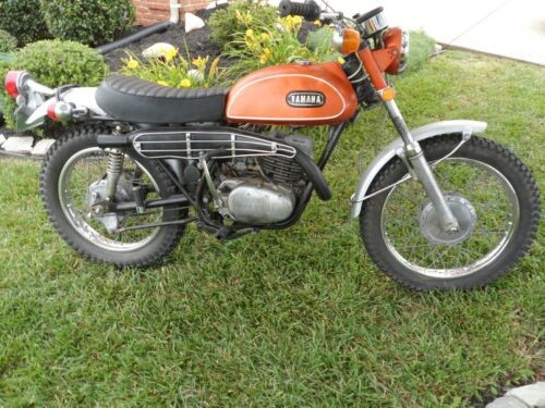 1971 Yamaha Other Orange for sale craigslist