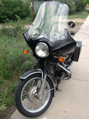 1972 BMW R-Series Black for sale craigslist