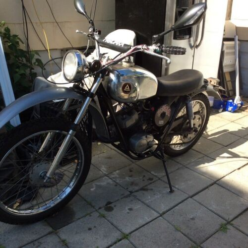 1972 Hodaka Wombat Black for sale craigslist