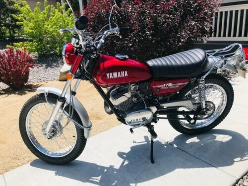 1972 Yamaha CT2 Red for sale craigslist