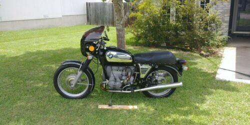 1973 BMW R-Series Black for sale