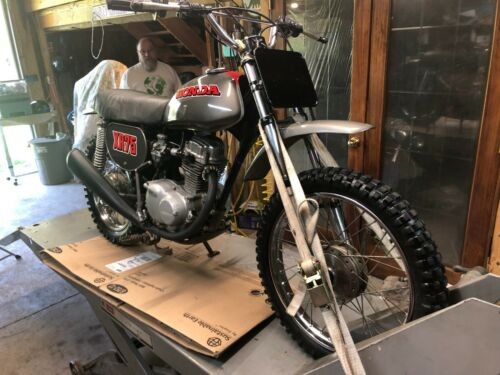 1973 Honda XR Gray for sale craigslist