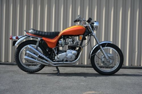 1973 Triumph Hurricane X-75 Orange craigslist