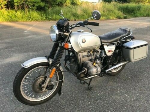 1974 BMW R-Series Silver for sale