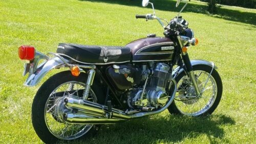 1974 Honda CB Brown for sale craigslist