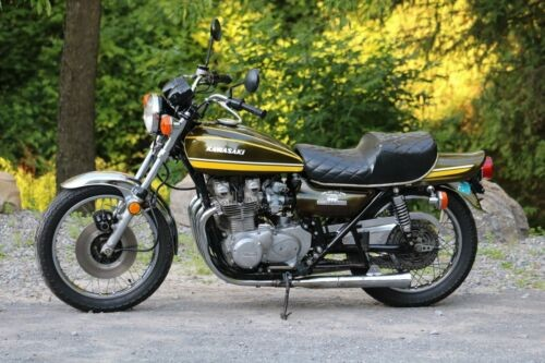 1974 Kawasaki Z1 900 Brown for sale craigslist