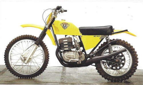 1974 Other Makes MAICO Yellow for sale