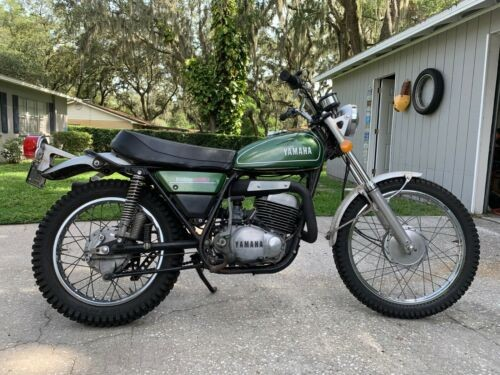 1974 Yamaha DT360 for sale craigslist