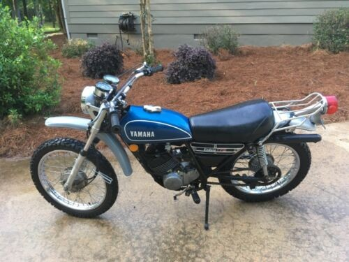 1974 Yamaha Other Blue for sale craigslist