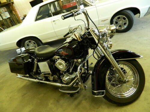 1975 Harley-Davidson Touring for sale craigslist