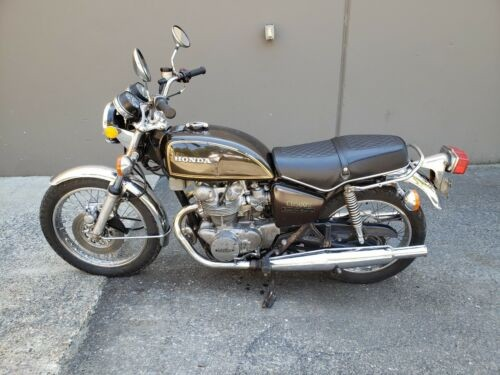 1975 Honda CB Brown for sale craigslist