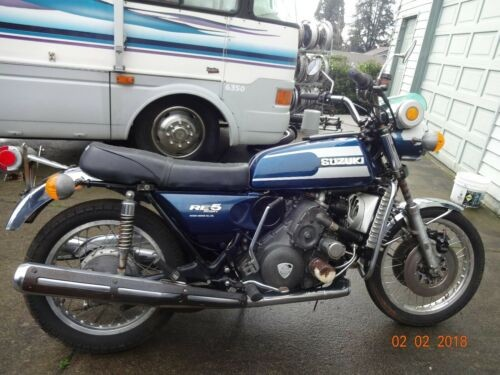 1975 Suzuki RE5 for sale craigslist