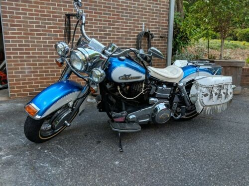 1977 Harley-Davidson Other Blue for sale craigslist