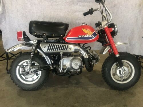 1977 Honda Other Red for sale craigslist