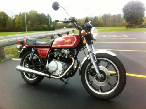 1977 Yamaha XS Red for sale craigslist