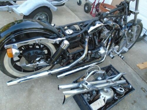 1978 Harley-Davidson FX Black for sale craigslist