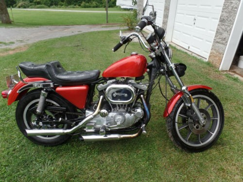 1979 Harley-Davidson Sportster RED for sale