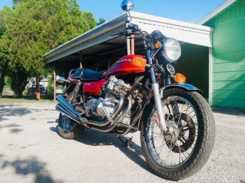 1979 Honda CB Red for sale craigslist