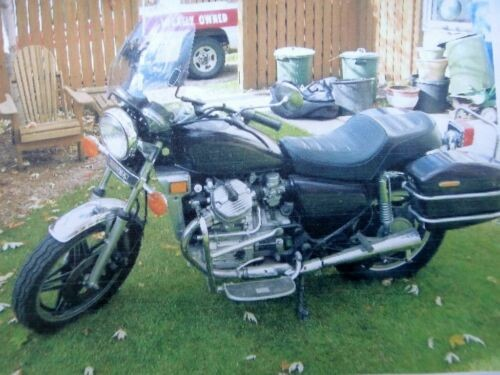 1979 Honda CX 500 Motorcycle Excellent Condition Black for sale craigslist