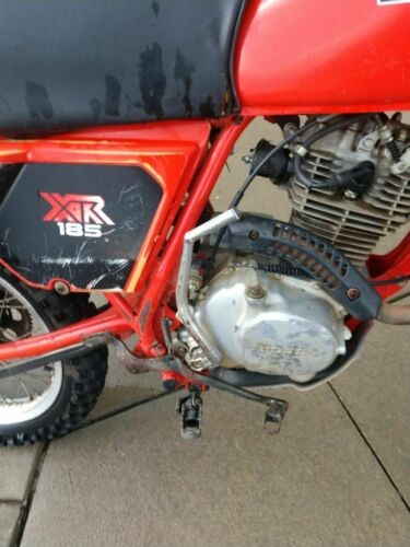 1979 Honda XR Red for sale