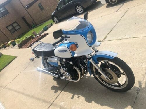 1979 Suzuki GS White for sale