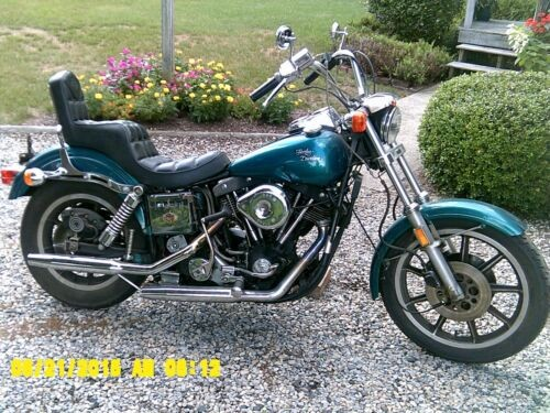 1980 Harley-Davidson Other TEAL for sale craigslist