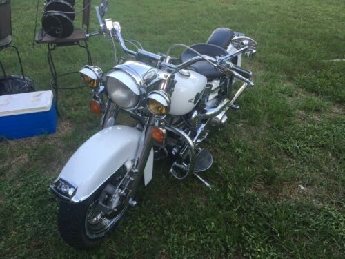 1980 Harley-Davidson Shovel Head White for sale