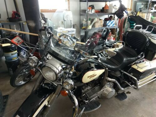 1981 Harley-Davidson FLT Black for sale craigslist