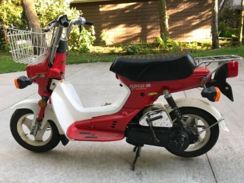 1981 Honda Other Red and white craigslist