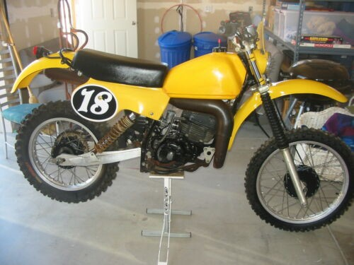 1981 Suzuki Other Yellow for sale craigslist
