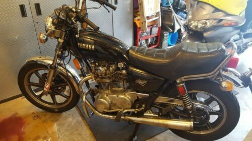 1981 Yamaha 650 Special Red for sale