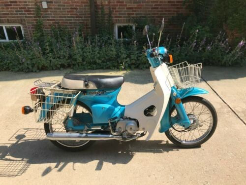 1982 Honda Passport C70 Blue for sale