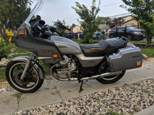 1982 Honda Silverwing for sale