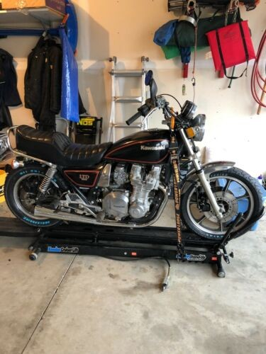 1982 Kawasaki Other Black / Red for sale