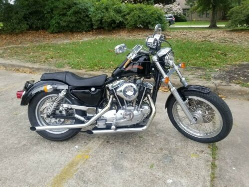 1984 Harley-Davidson Sportster Black for sale craigslist