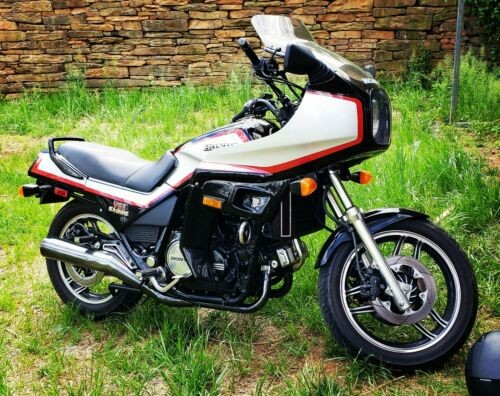 1984 Honda Vf1100s for sale craigslist