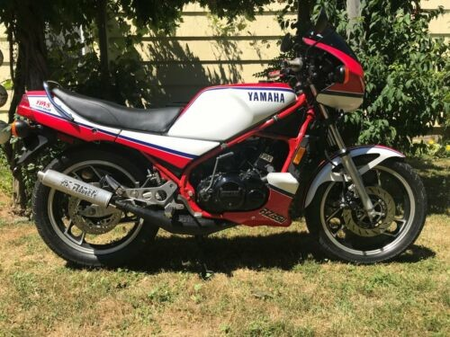 1984 Yamaha RZ350 Red for sale
