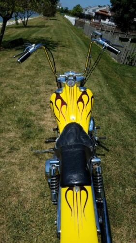 1985 Harley-Davidson Other Yellow craigslist