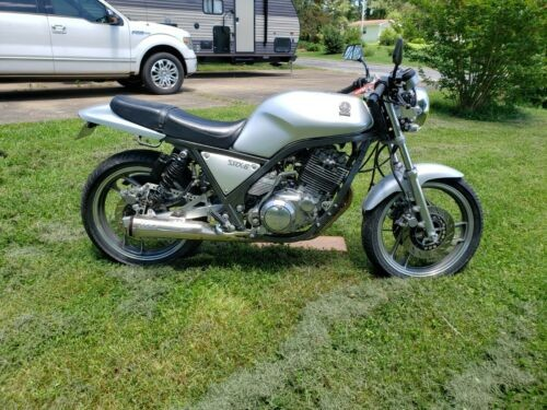 1986 Yamaha Other Silver for sale craigslist