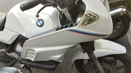 1987 BMW K-Series White for sale craigslist