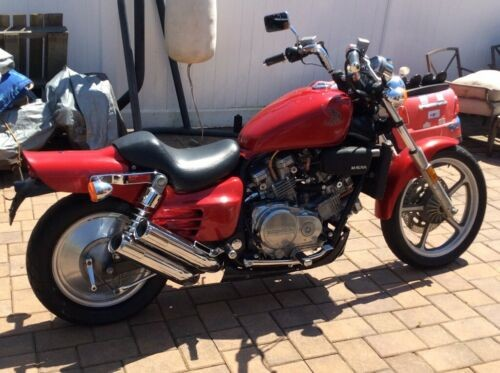 1987 Honda Magna Red for sale craigslist