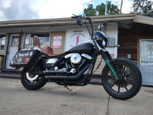 1988 Harley-Davidson FXR Black for sale craigslist