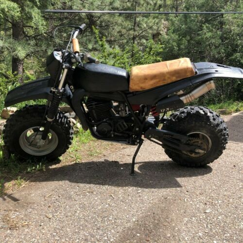 1989 Yamaha BW350 Black for sale