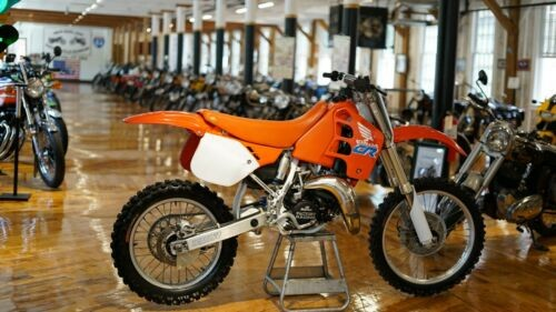 1990 Honda CR125R Red for sale