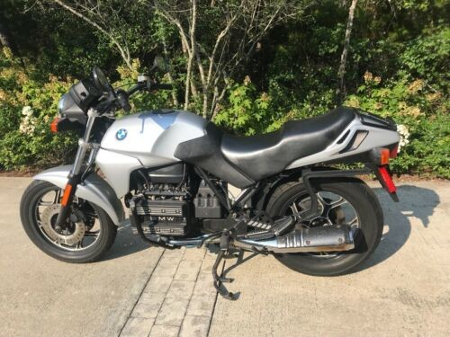 1991 BMW K-Series Silver for sale