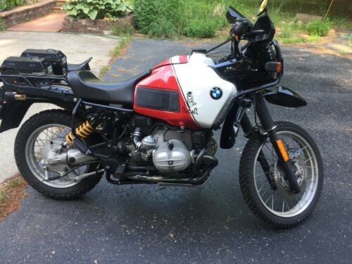 1991 BMW R-Series Red for sale