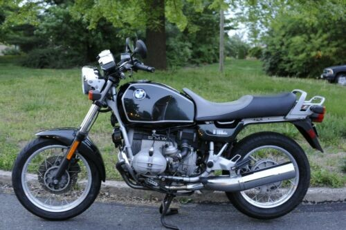 1992 BMW R-Series Black for sale