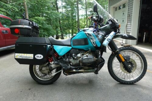 1992 BMW R-Series Black/Teal (Green) for sale